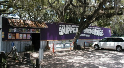 SkippersSmokehouse TampaBay 420x230 Lounges & Night Clubs