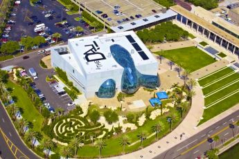 the dali museum tampa 345x230 Tampa Sightseeing Attraction
